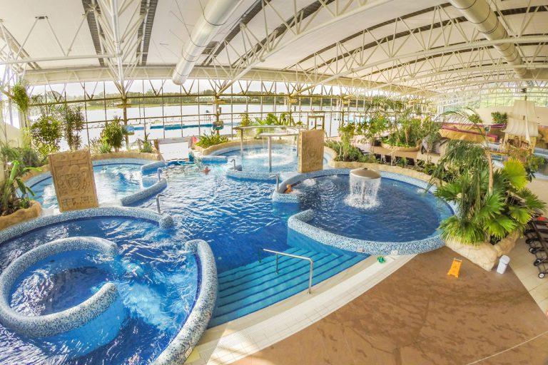 aquapark poznań