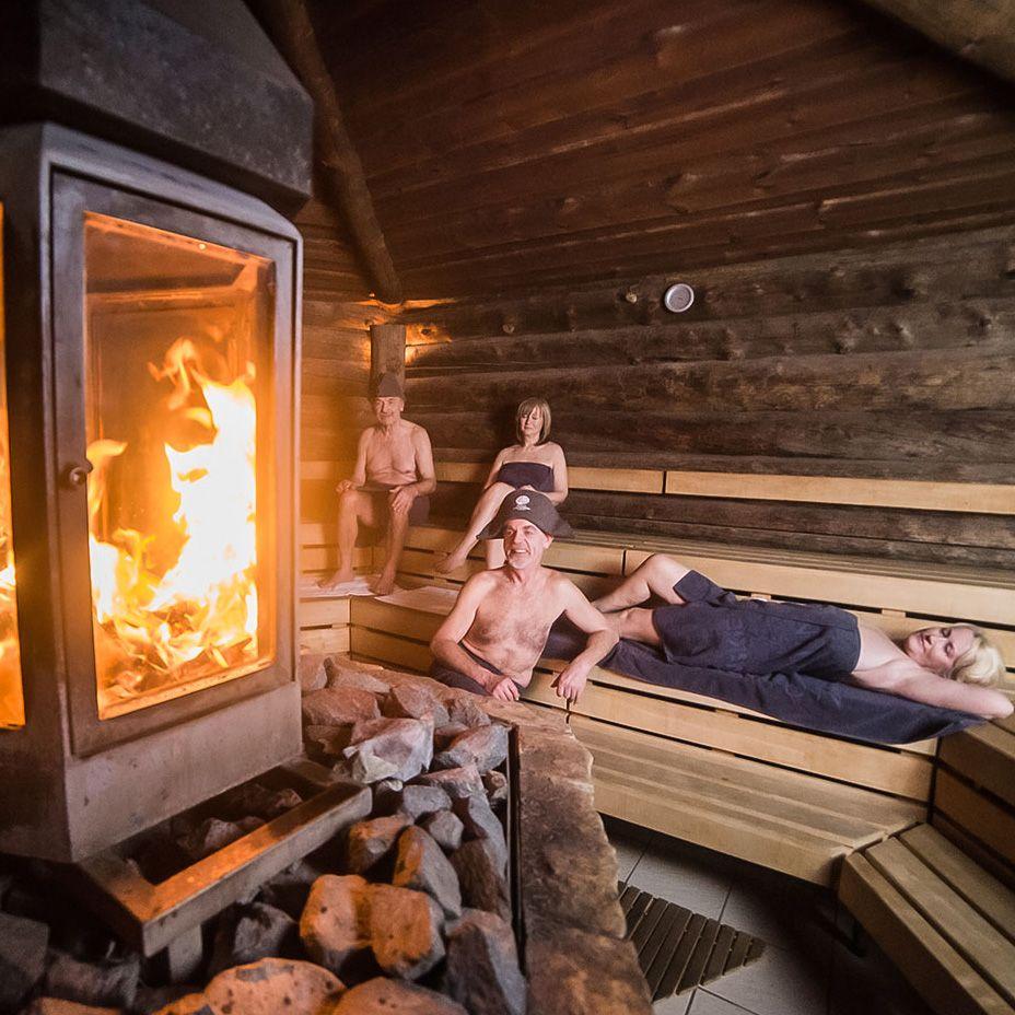 sauny poznań