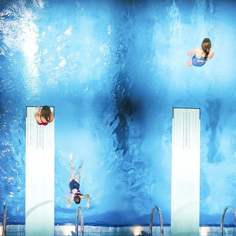 baseny sportowe