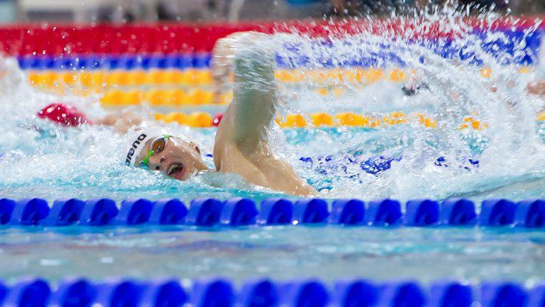 zawody pływackie poznań