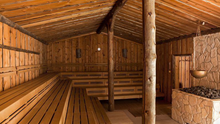 park wodny z saunami