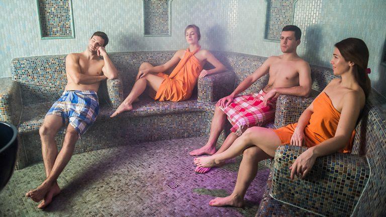 sauna poznań