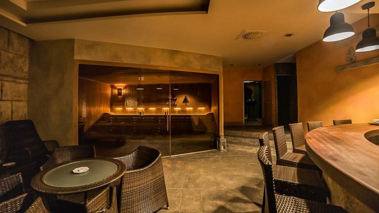 luksusowe sauny poznań
