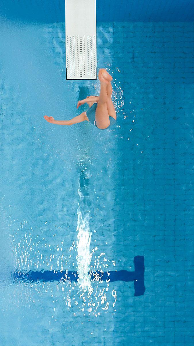 trening pływacki poznań