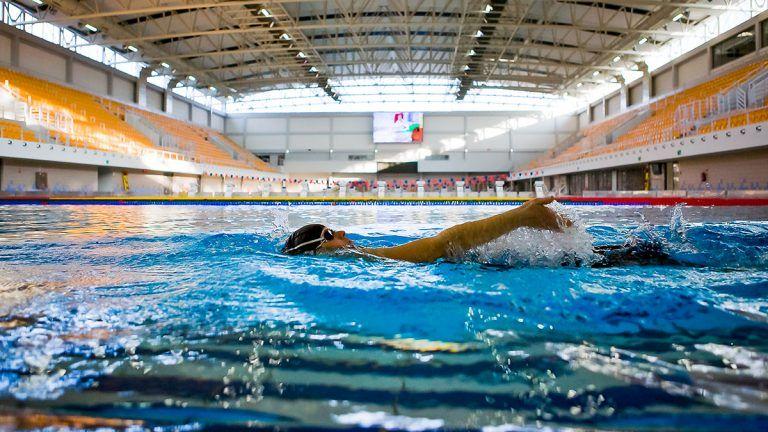 basen olimpijski termy maltańskie