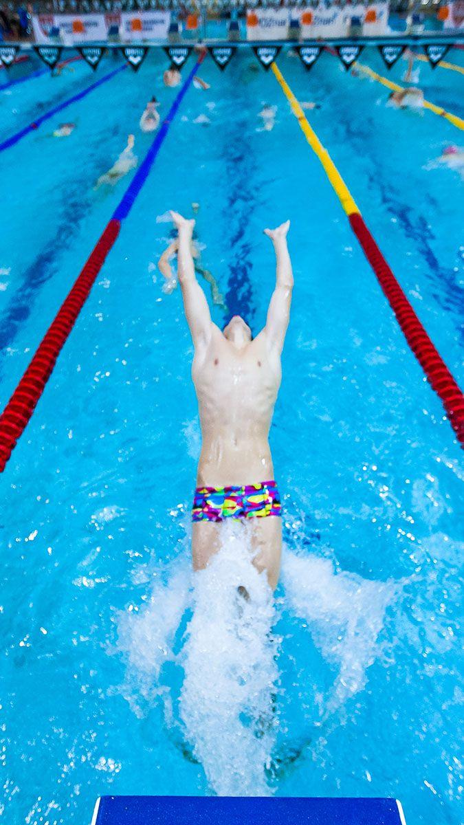zawody pływackie dla szkół