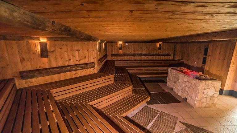 sauny w poznaniu