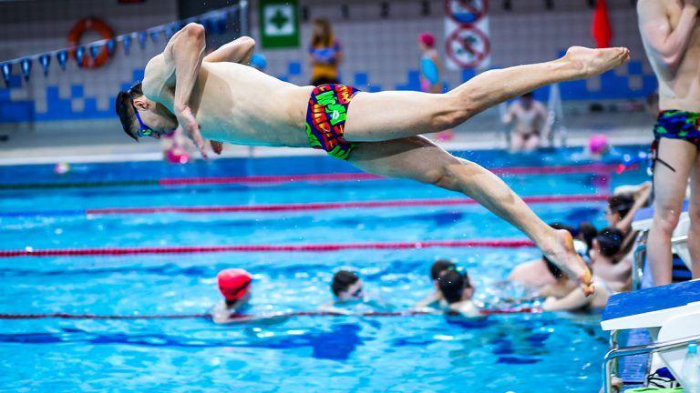 Ogólnopolskie Zawody Pływackie Dzieci o Puchar Term Maltańskich