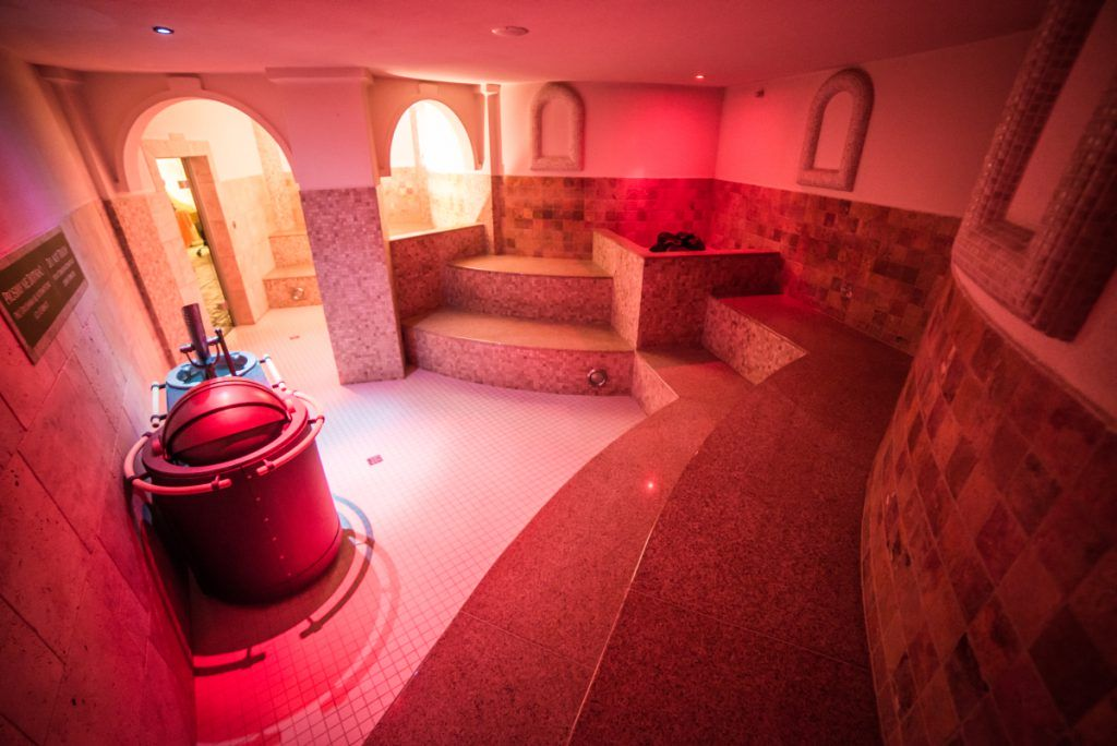 sauna kamienna poznań