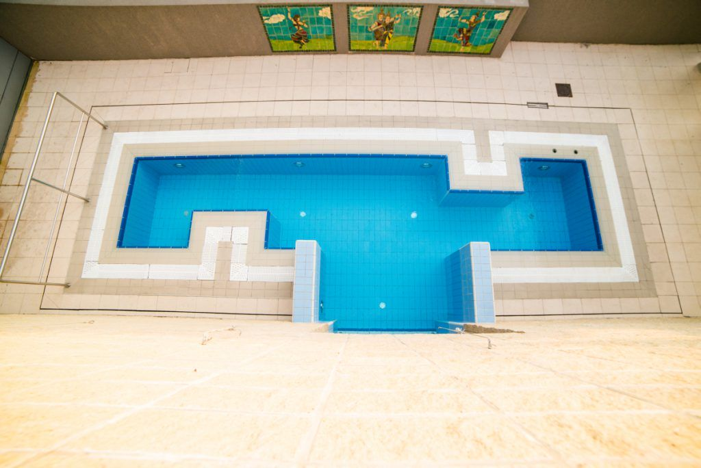 basen schładzający sauny poznań