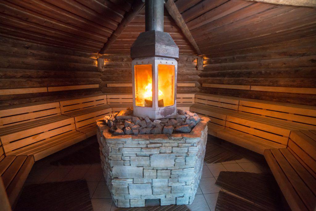 sauna kelo