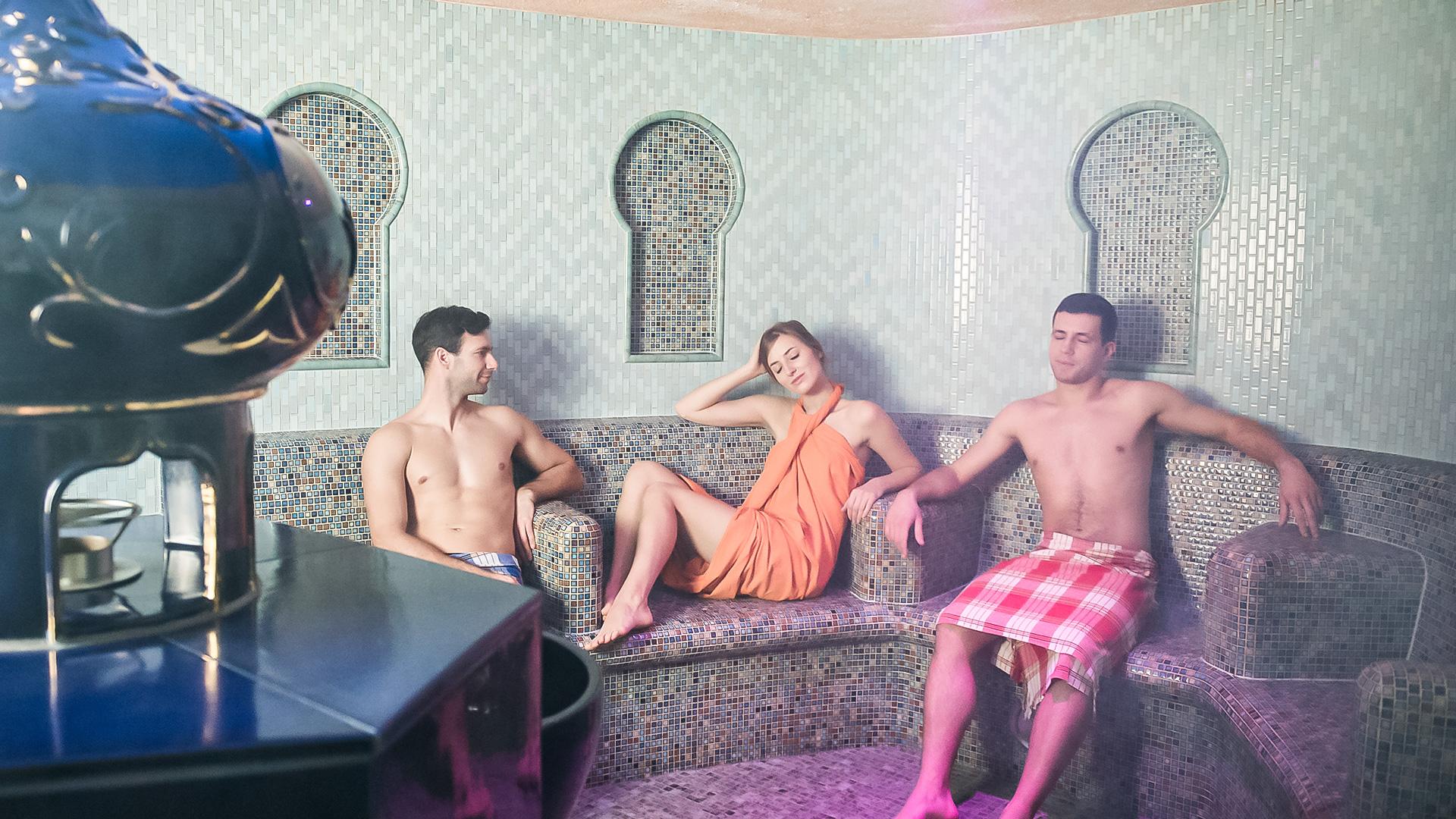 odpoczynek w saunie poznań
