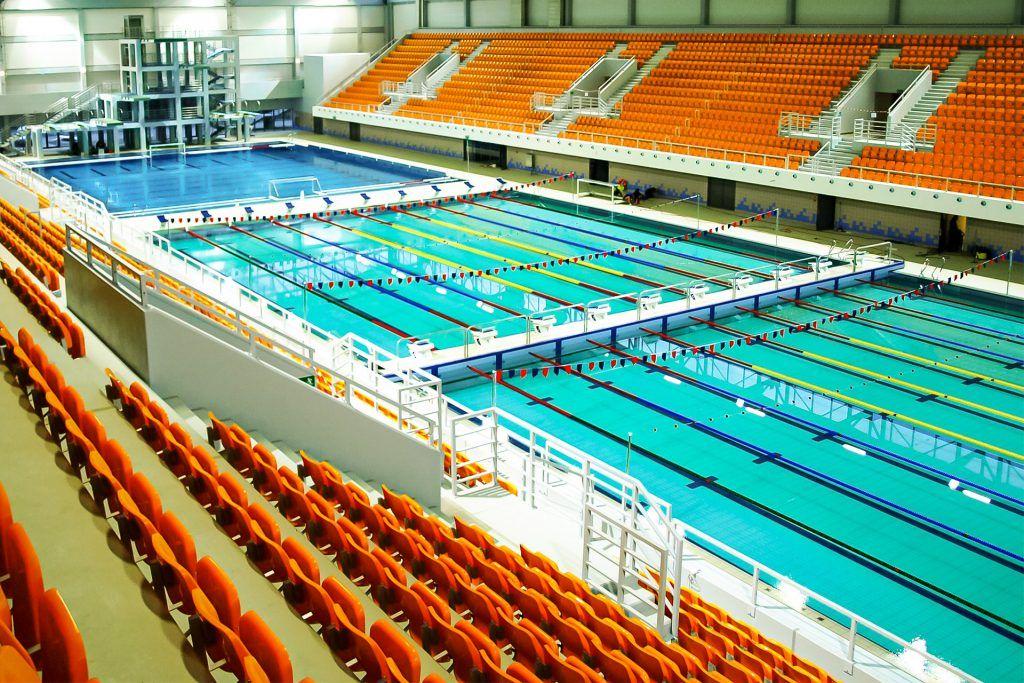 basen olimpijski poznań
