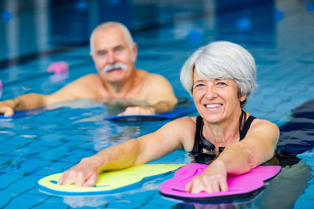 zajęcia wodne dla seniorów