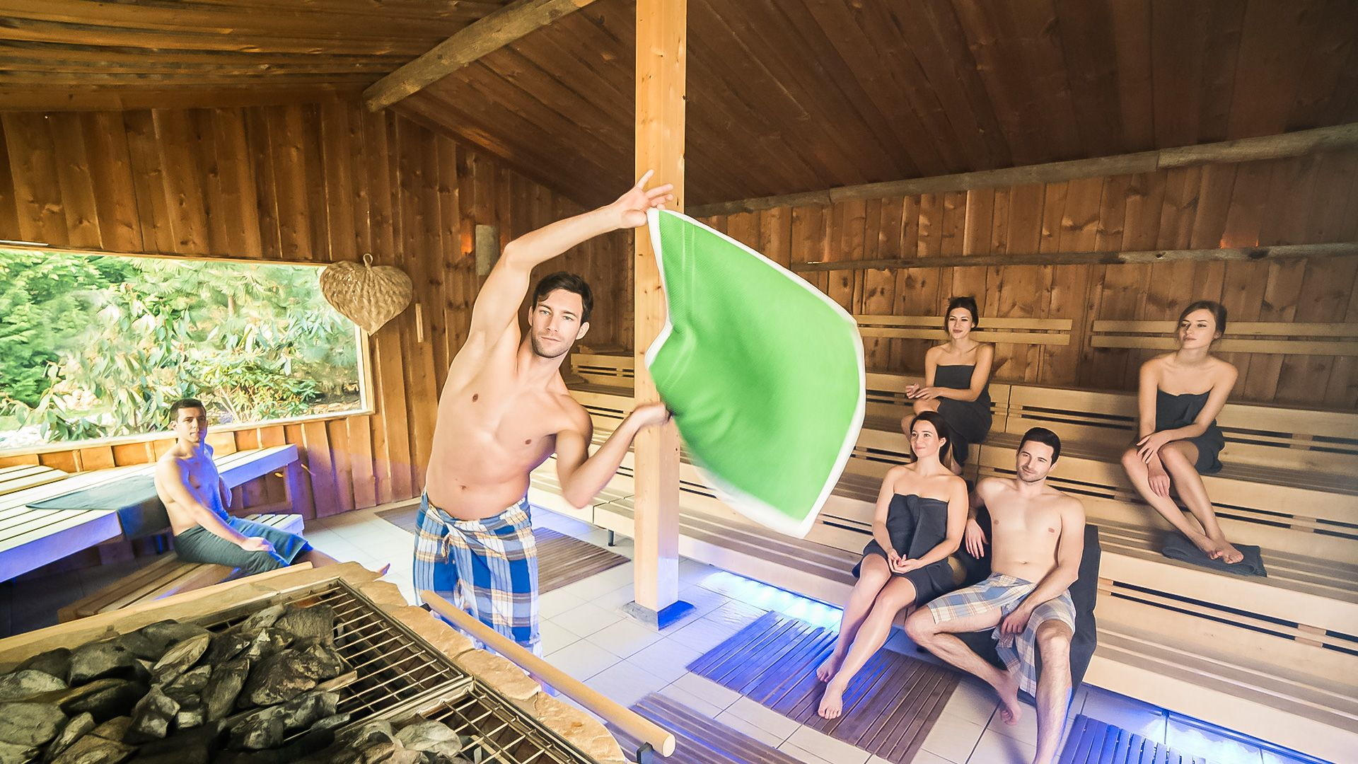 mistrz sauny termy