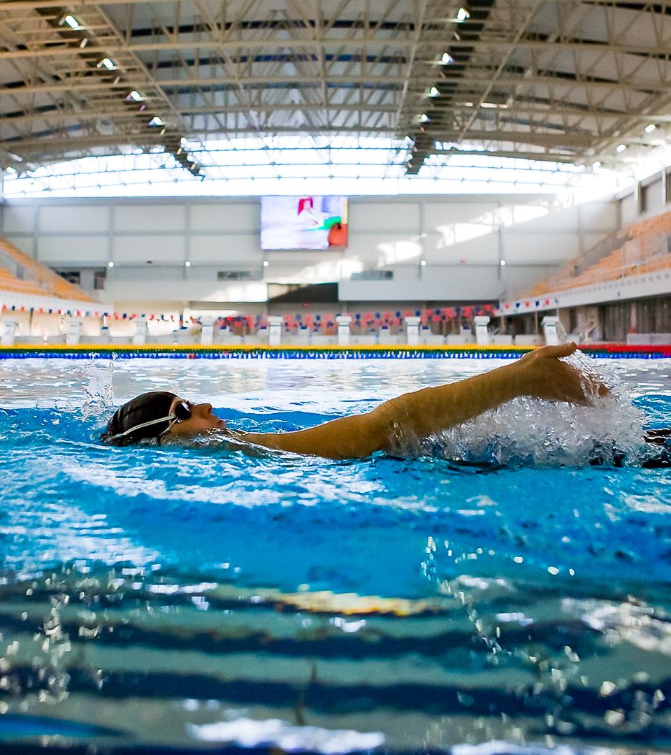 basen sportowy poznań