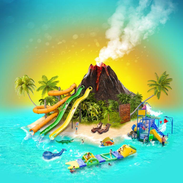 Wyspa Wodnych Wrażeń