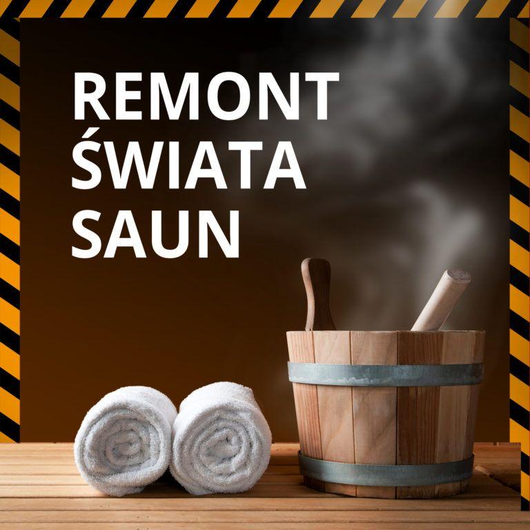 Remont Świata Saun